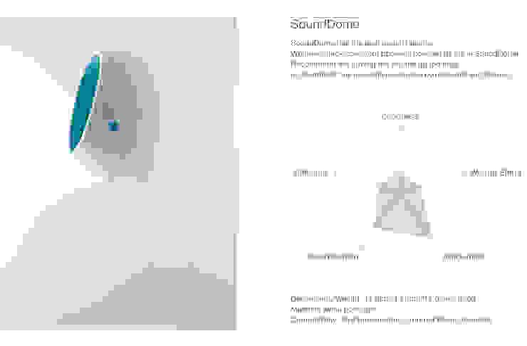 SoundDome Spec: BUYRUS DESIGN의 현대 ,모던