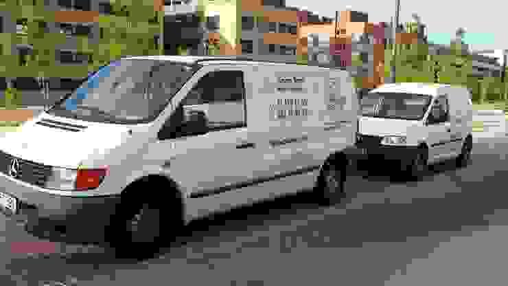 Limpiezas Berni - Servicios integrales Garajes de estilo moderno de Limpiezas Berni Moderno