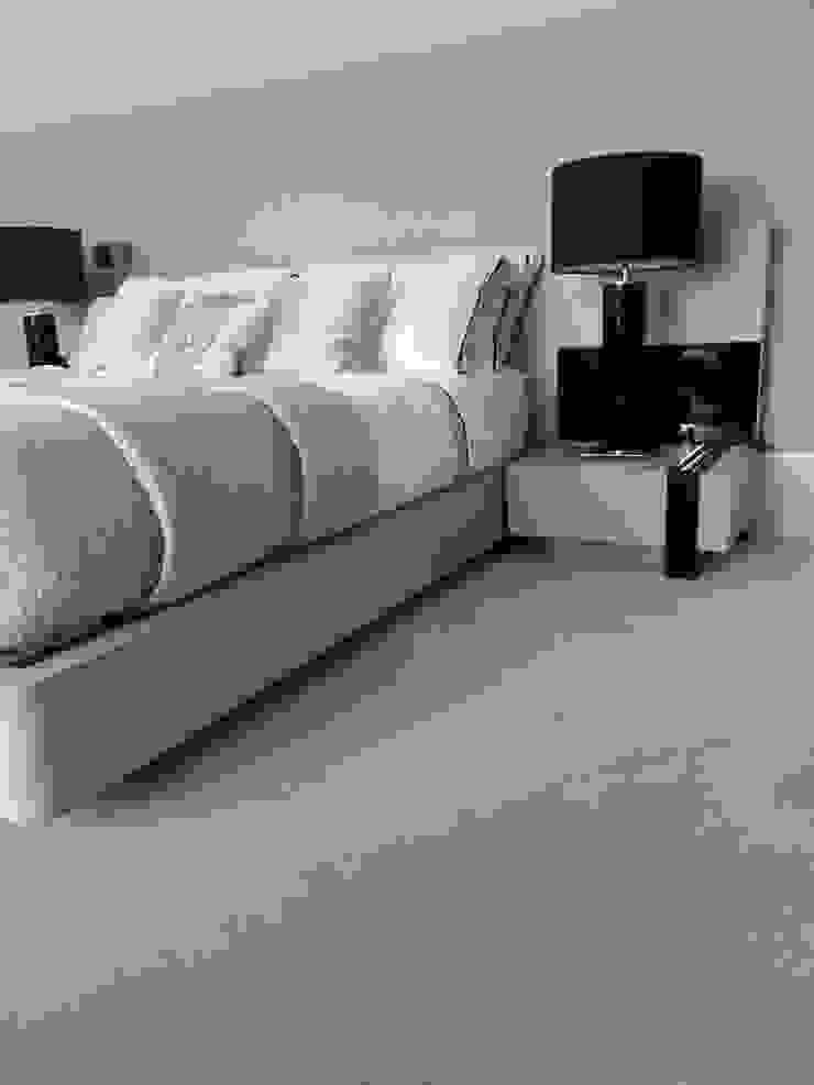 Luxurious Velvet Carpet Modern style bedroom by The Prestige Flooring Company Modern