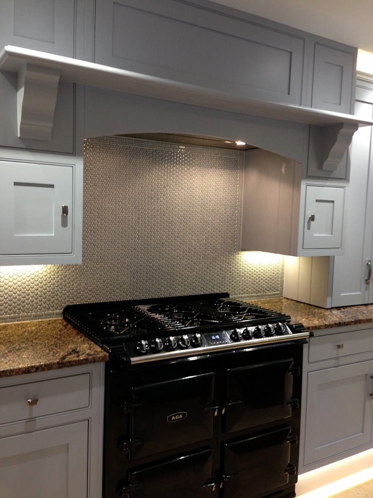 Kitchen Modern kitchen by Jane Fitch Interiors Modern