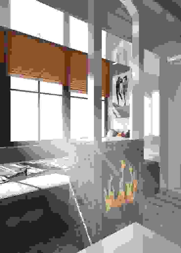 Dormitorios infantiles de estilo ecléctico de Yana Ryabchenko Ecléctico