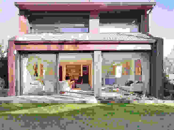 Дома в стиле модерн от Tarimas de Autor Модерн