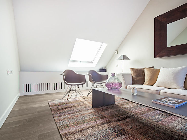 Modern Oturma Odası Tarimas de Autor Modern