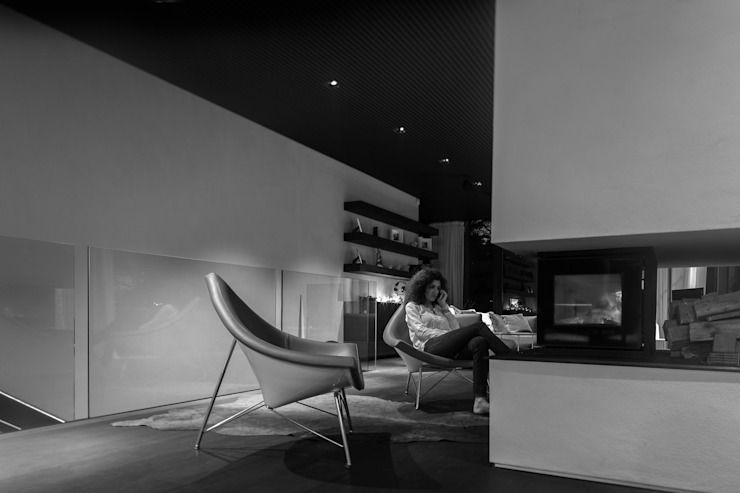 Photography—house in Bromley, private client Modern Living Room by Adelina Iliev Photography Modern