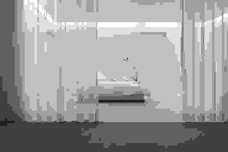 hyunjoonyoo architects Modern style bedroom