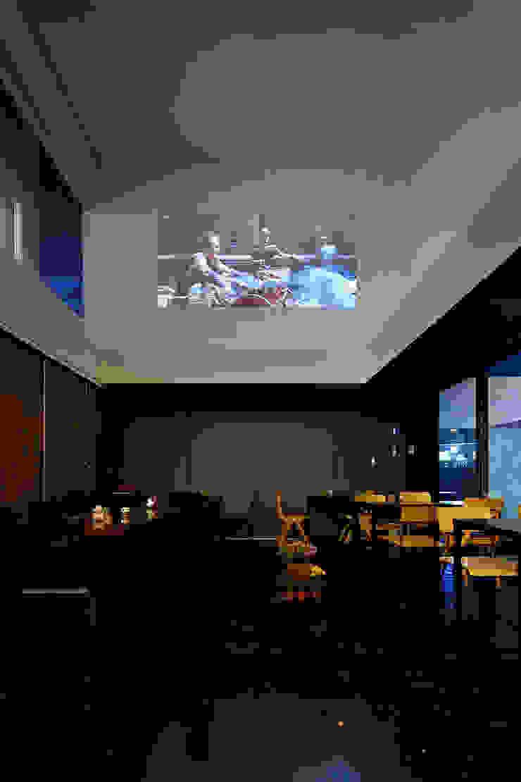 hyunjoonyoo architects Modern living room