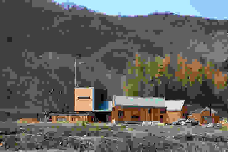 hyunjoonyoo architects Case moderne
