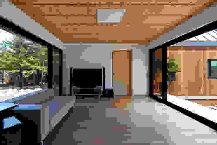 hyunjoonyoo architects Living room