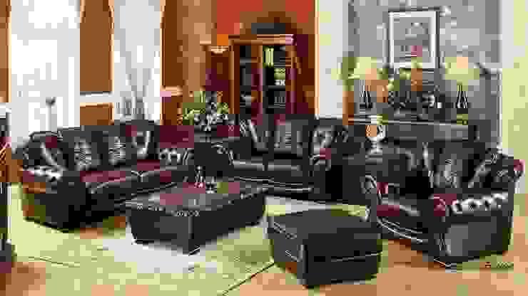 Redesigning Your Living Room  : rustic  by Locus Habitat,Rustic