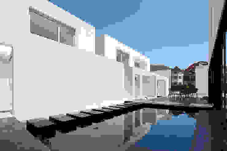hyunjoonyoo architects Modern houses