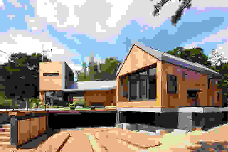 hyunjoonyoo architects Giardino moderno