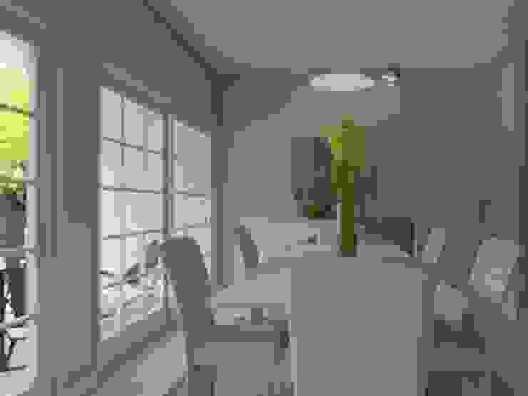 Casa en Argentina de MGC Diseño de Interiores Moderno
