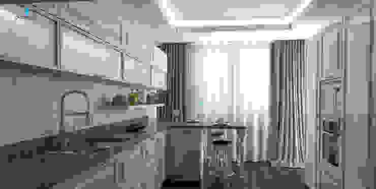 Classic style kitchen by Çağrı Aytaş İç Mimarlık İnşaat Classic