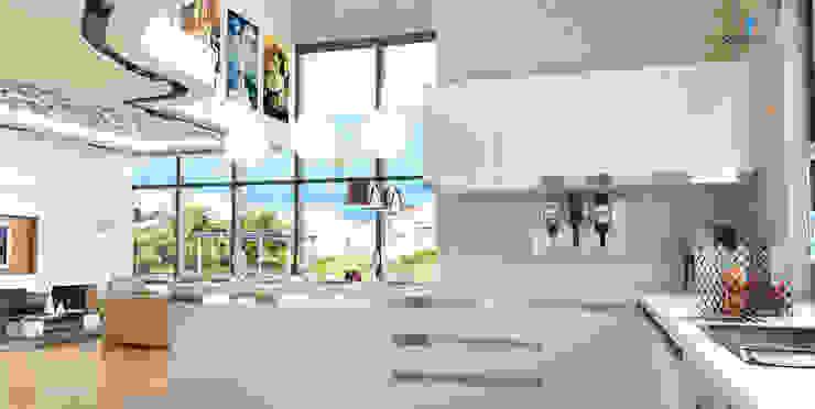 Modern kitchen by Çağrı Aytaş İç Mimarlık İnşaat Modern