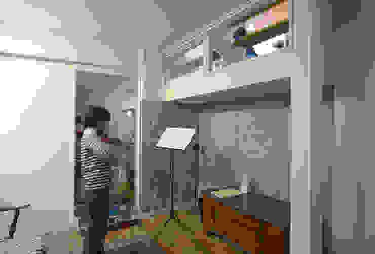 市川の家 モダンデザインの 多目的室 の 長浜信幸建築設計事務所 モダン