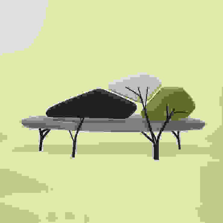 Borghese sofa par La Chance Moderne