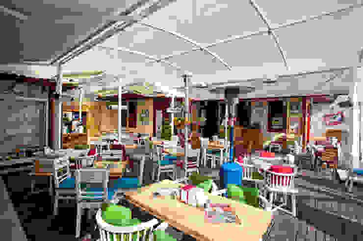 Leman Kültür Antalya Mimoza Mimarlık Modern