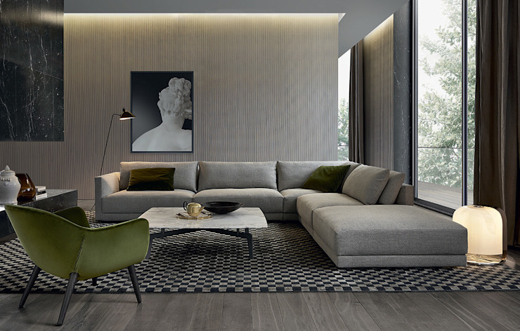Sofas di QuartoSala - Home Culture Moderno