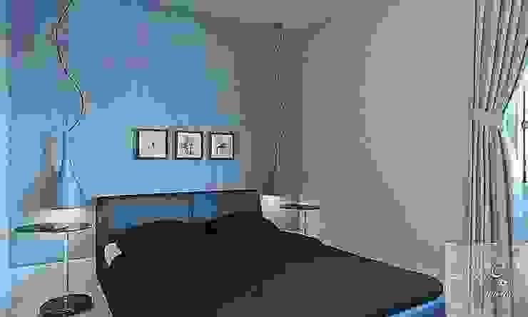 Casa en Argentina Dormitorios de estilo moderno de MGC Diseño de Interiores Moderno