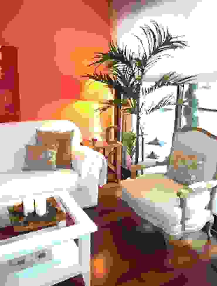Salón Feng Shui Salones de estilo escandinavo de Feng Shui Cristina Jové Escandinavo