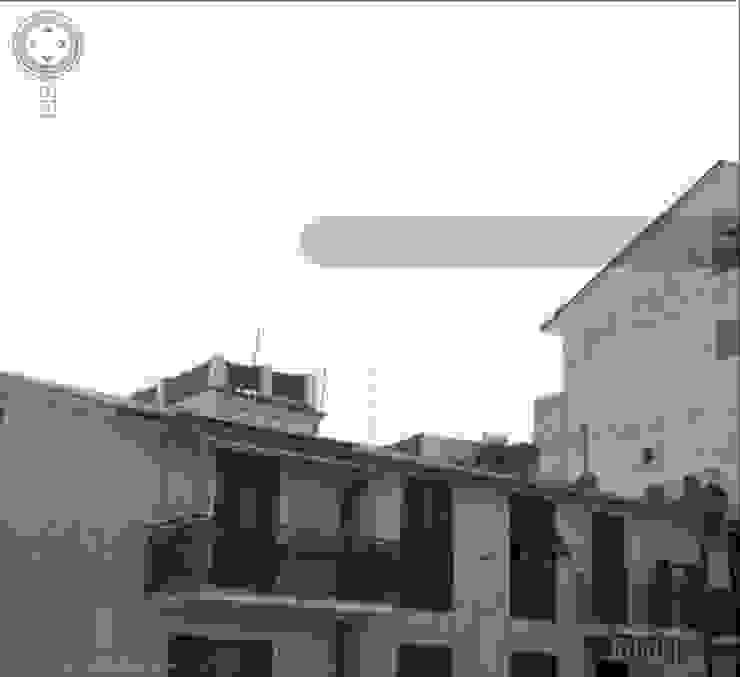 vista dell'altana dalla strada - google GARDENStudio 'il giardiniere goloso'