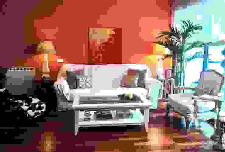 Salón Feng Shui Salones escandinavos de Feng Shui Cristina Jové Escandinavo