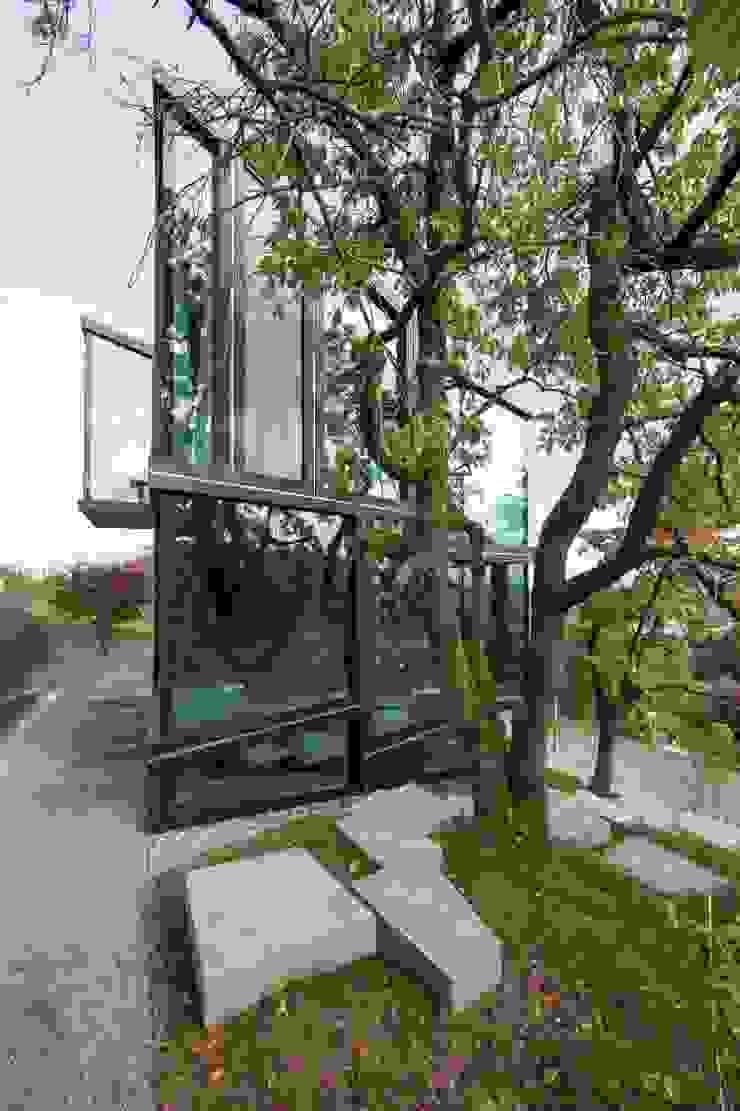 Moderne huizen van L3P Architekten ETH FH SIA AG Modern
