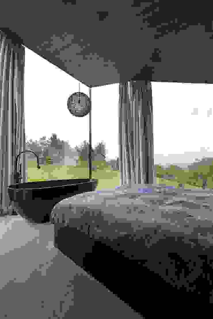 Modern style bedroom by L3P Architekten ETH FH SIA AG Modern