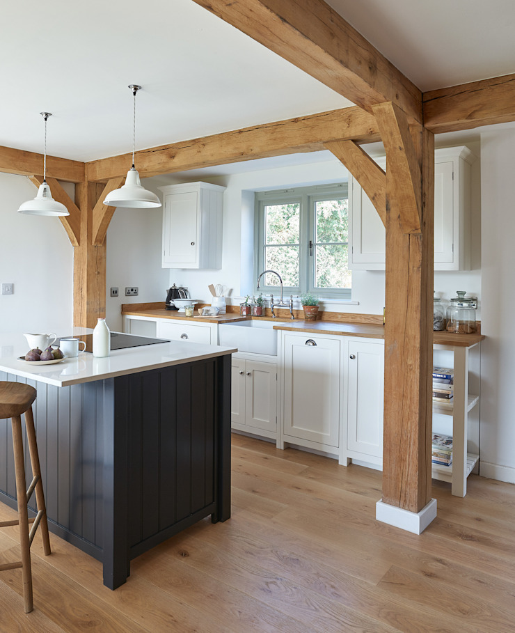 The Herefordshire Cottage Shaker Kitchen By Devol Par Devol