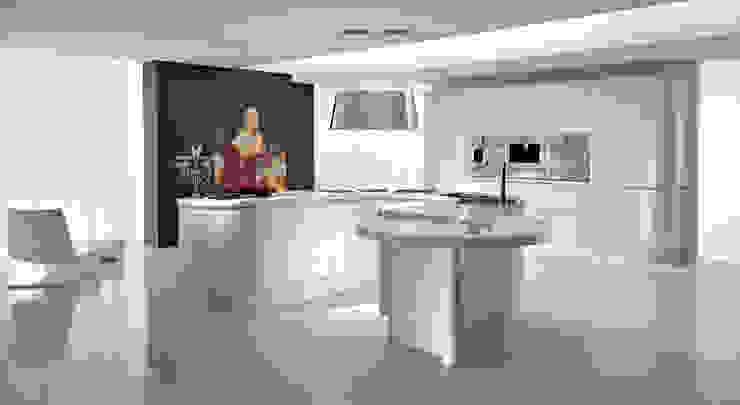Artika Modern kitchen by Pedini Surrey Limited Modern
