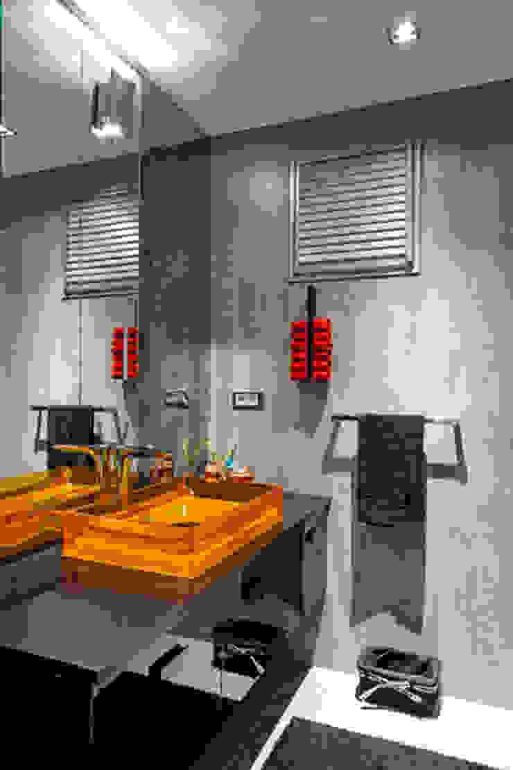 A. MORİTA EVİ ANTALYA Modern Banyo Mimoza Mimarlık Modern