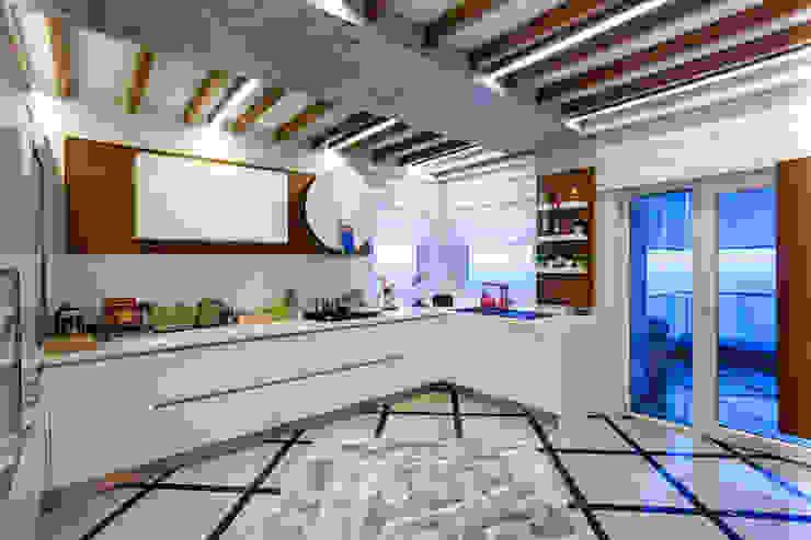 Kitchen by Mimoza Mimarlık, Modern