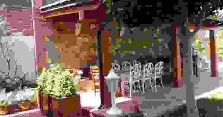 Jardín Feng Shui Jardines de estilo mediterráneo de Feng Shui Cristina Jové Mediterráneo