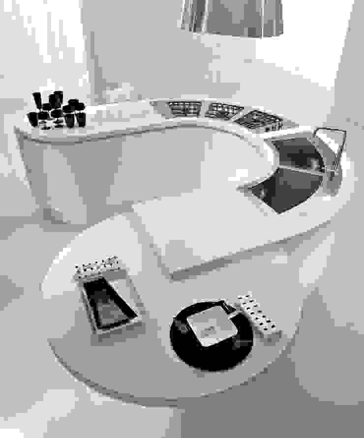 Artika Modern living room by Pedini Surrey Limited Modern