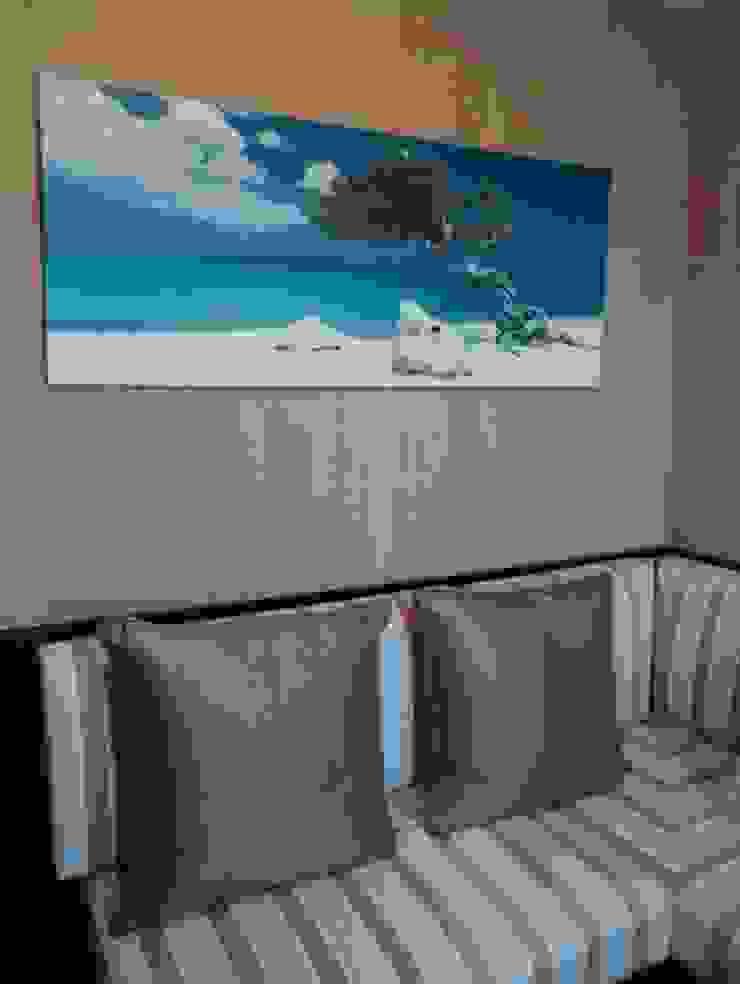 Dormitorio Feng Shui Dormitorios de estilo mediterráneo de Feng Shui Cristina Jové Mediterráneo