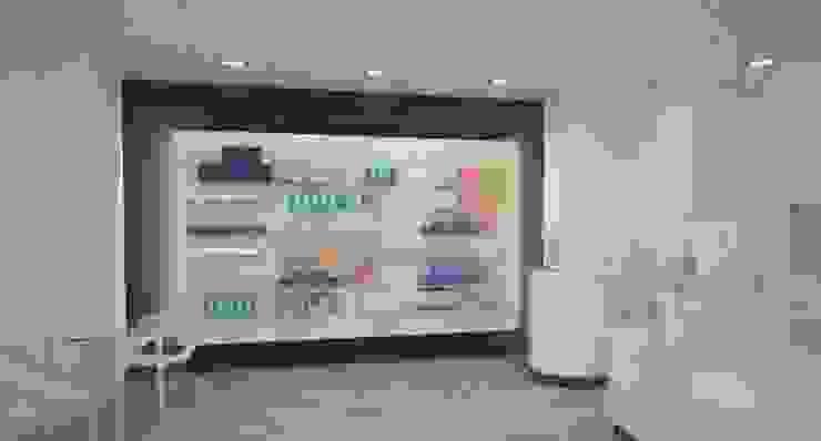 Feng Shui en una farmácia Espacios comerciales de estilo moderno de Feng Shui Cristina Jové Moderno