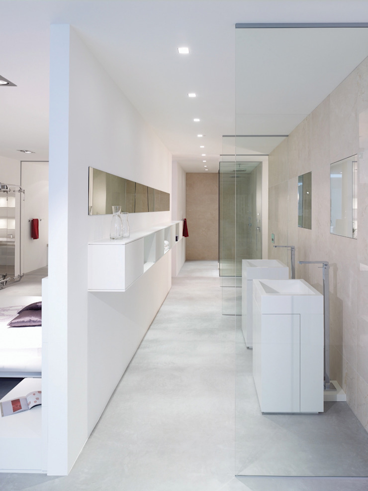 STREIF Haus GmbH Modern bathroom