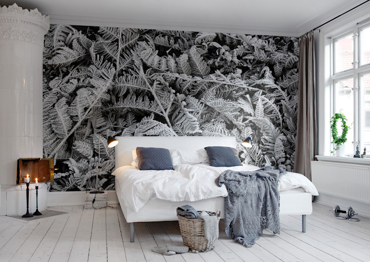 Walls by homify, Scandinavian