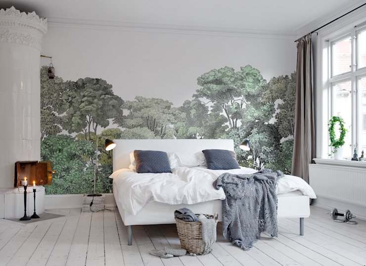 Bellewood Scandinavian walls & floors by homify Scandinavian