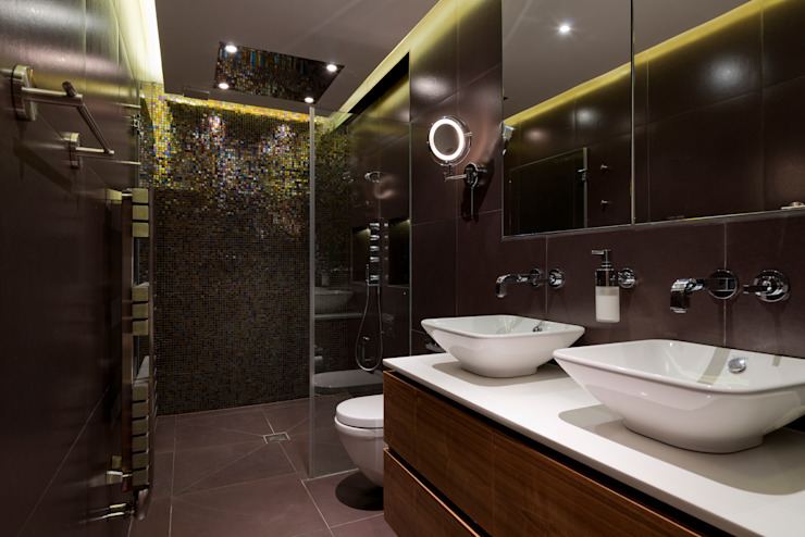 Bathroom Modern Banyo DDWH Architects Modern