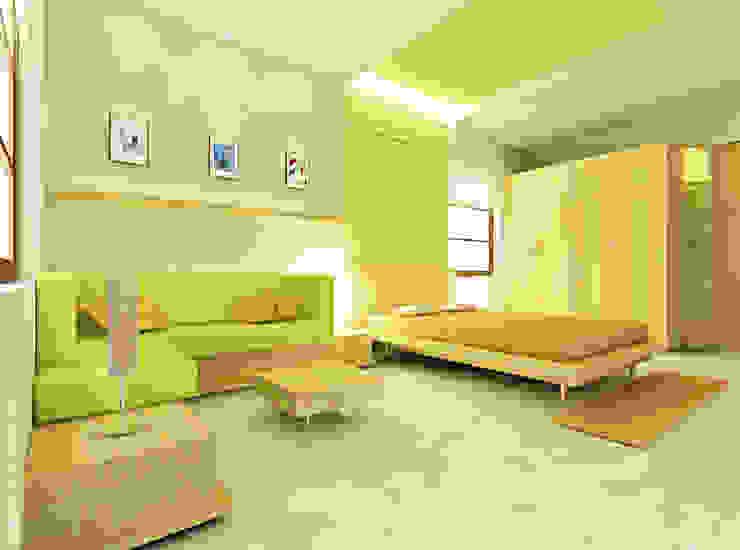 Bedroom Interiors:  Bedroom by Preetham  Interior Designer