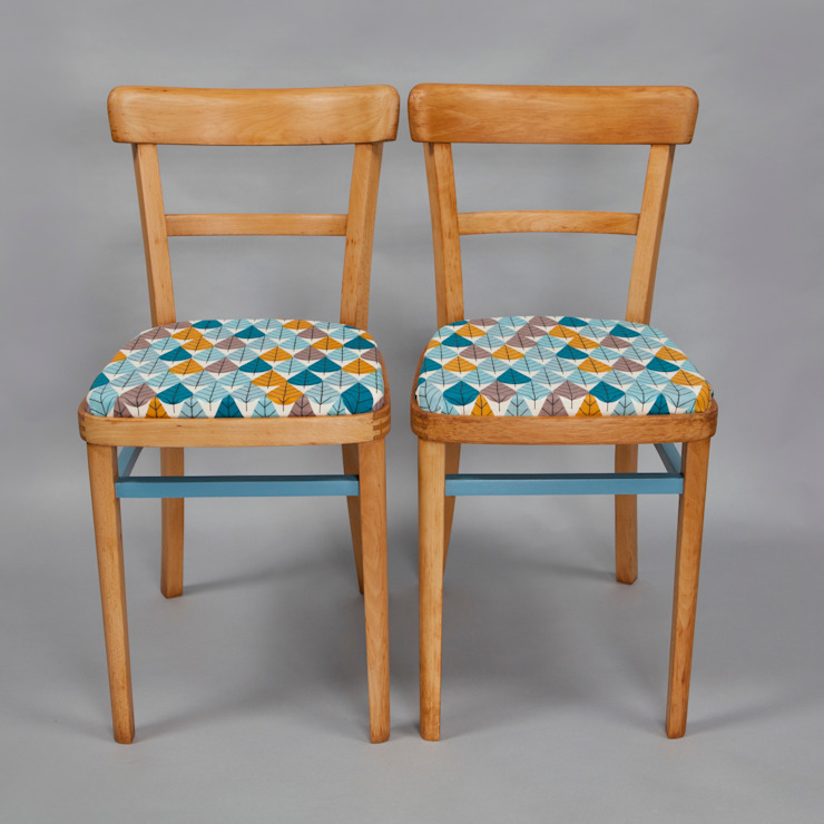 Charley Chairs: modern  by Humblesticks, Modern