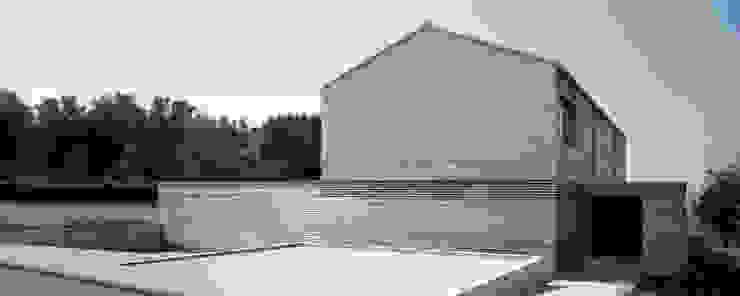 Huizen door Matthias Maurer Architekten, Modern