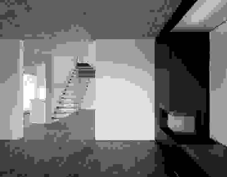 Wohnhaus H Moderne Wohnzimmer von Matthias Maurer Architekten Modern