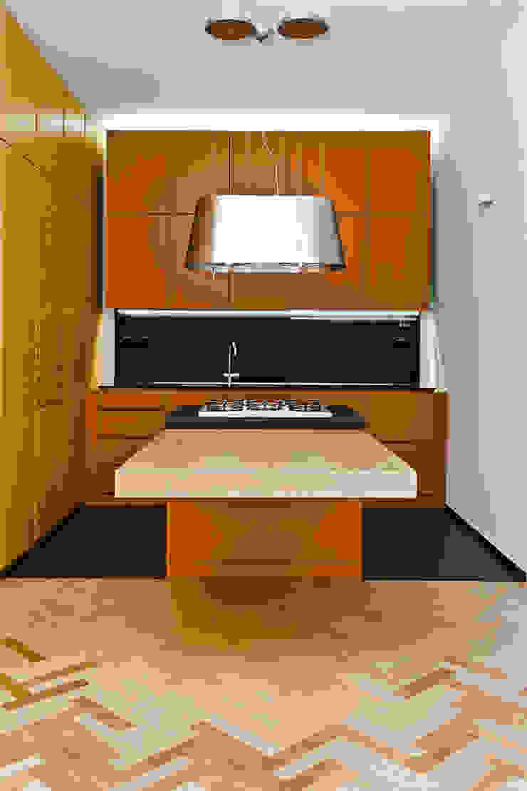 Bodà Cocinas de estilo moderno