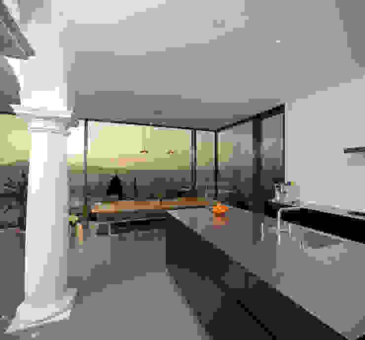 Alberati Architekten AG ห้องทานข้าว