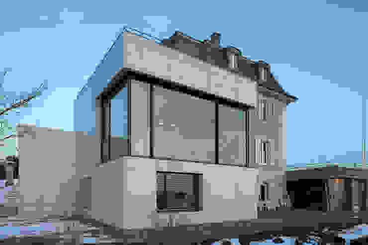 Haus Alpenblick Moderne Häuser von Alberati Architekten AG Modern