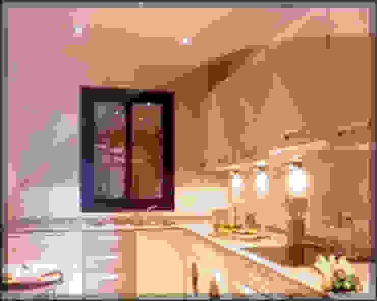 Grupo Electrón - Instalaciones eléctricas Cocinas de estilo moderno de Grupo electrón - Instalaciones eléctricas Moderno