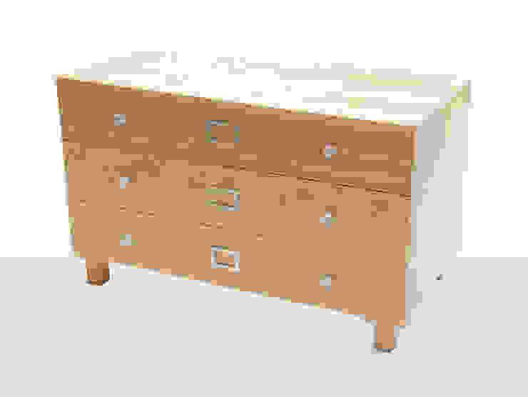 Activity Table & Toy Organiser CONSTRUCTION CENTRE: modern  by Finoak LTD, Modern