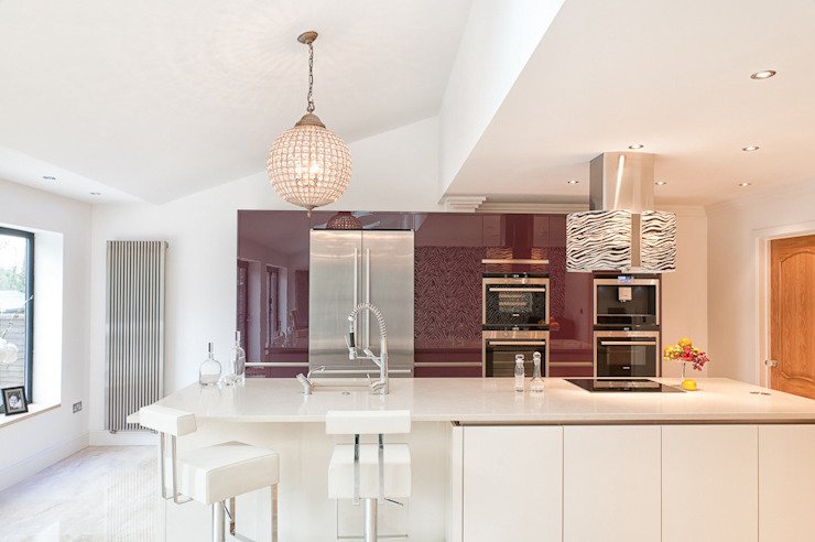 Urban Style - Loughton Modern kitchen by Urban Myth Modern